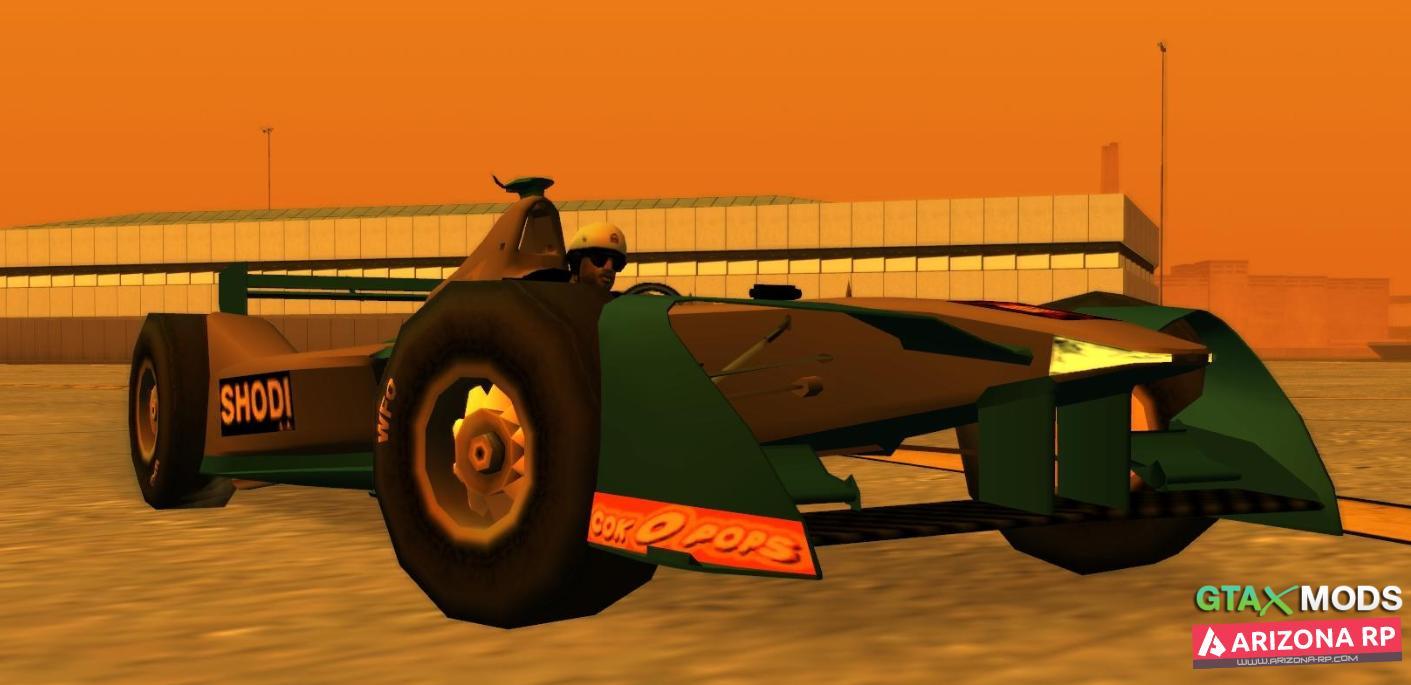 Formula E RR3