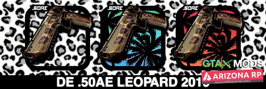 [RELEASE] DE .50AE LEOPARD