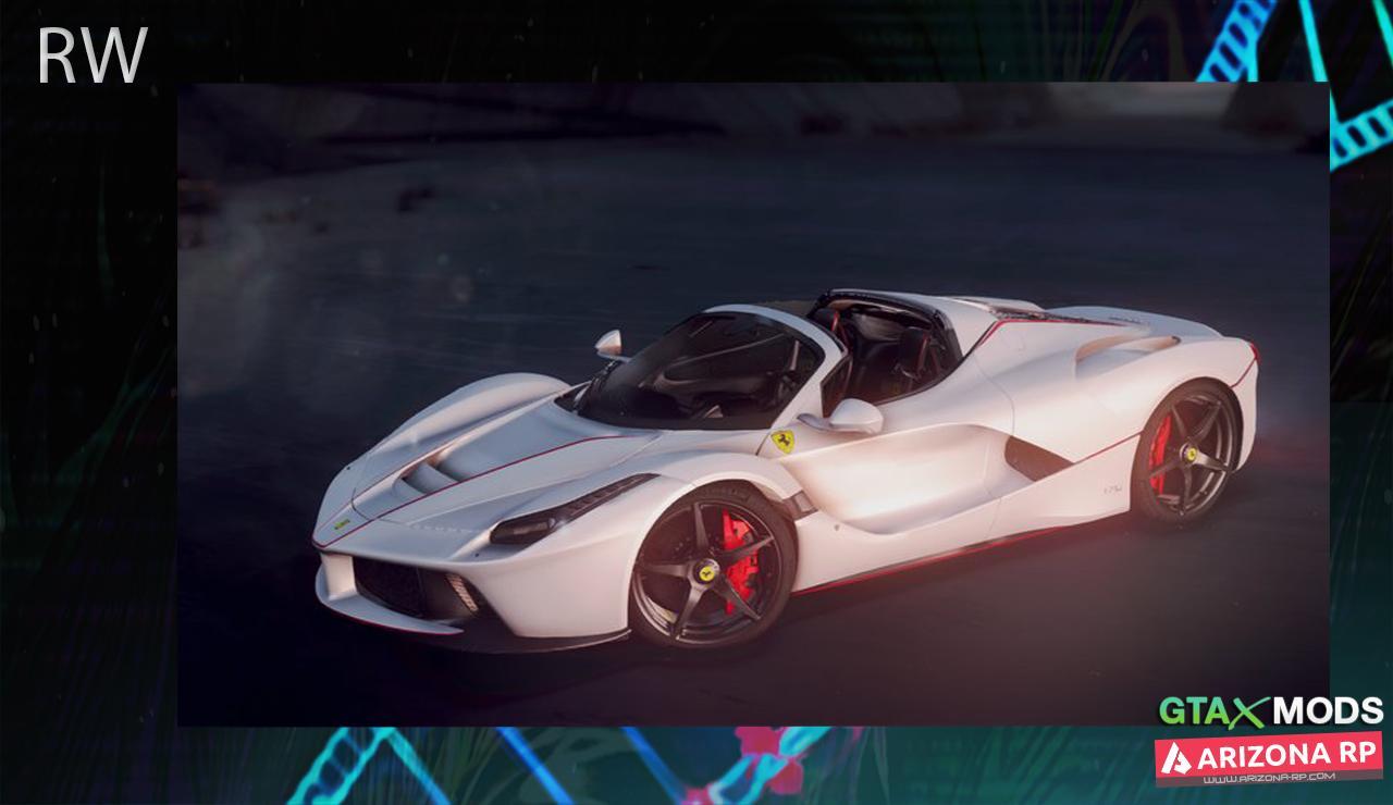 Ferrari LaFerrari Aperta |-Turismo-| RWCAR