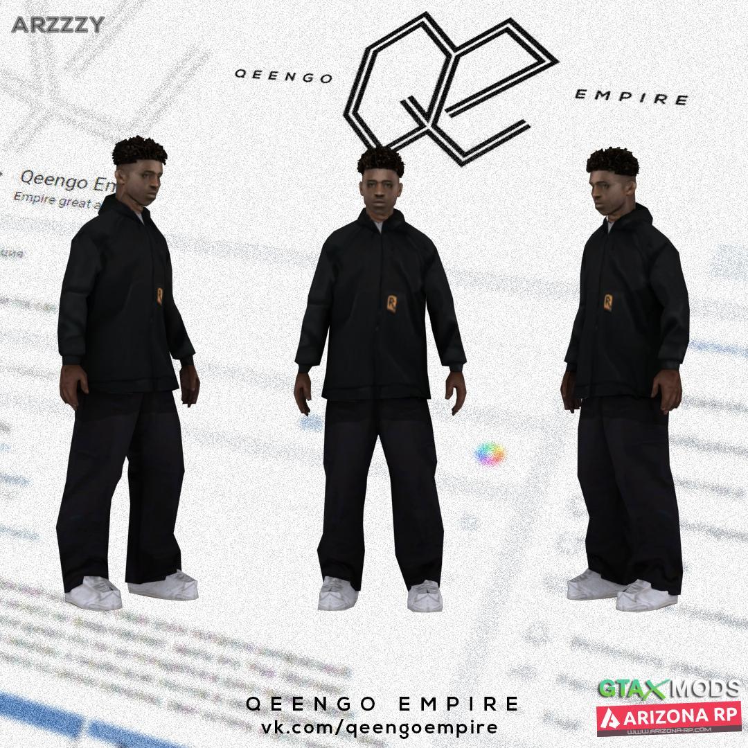 Nigga by Qeengo Empire