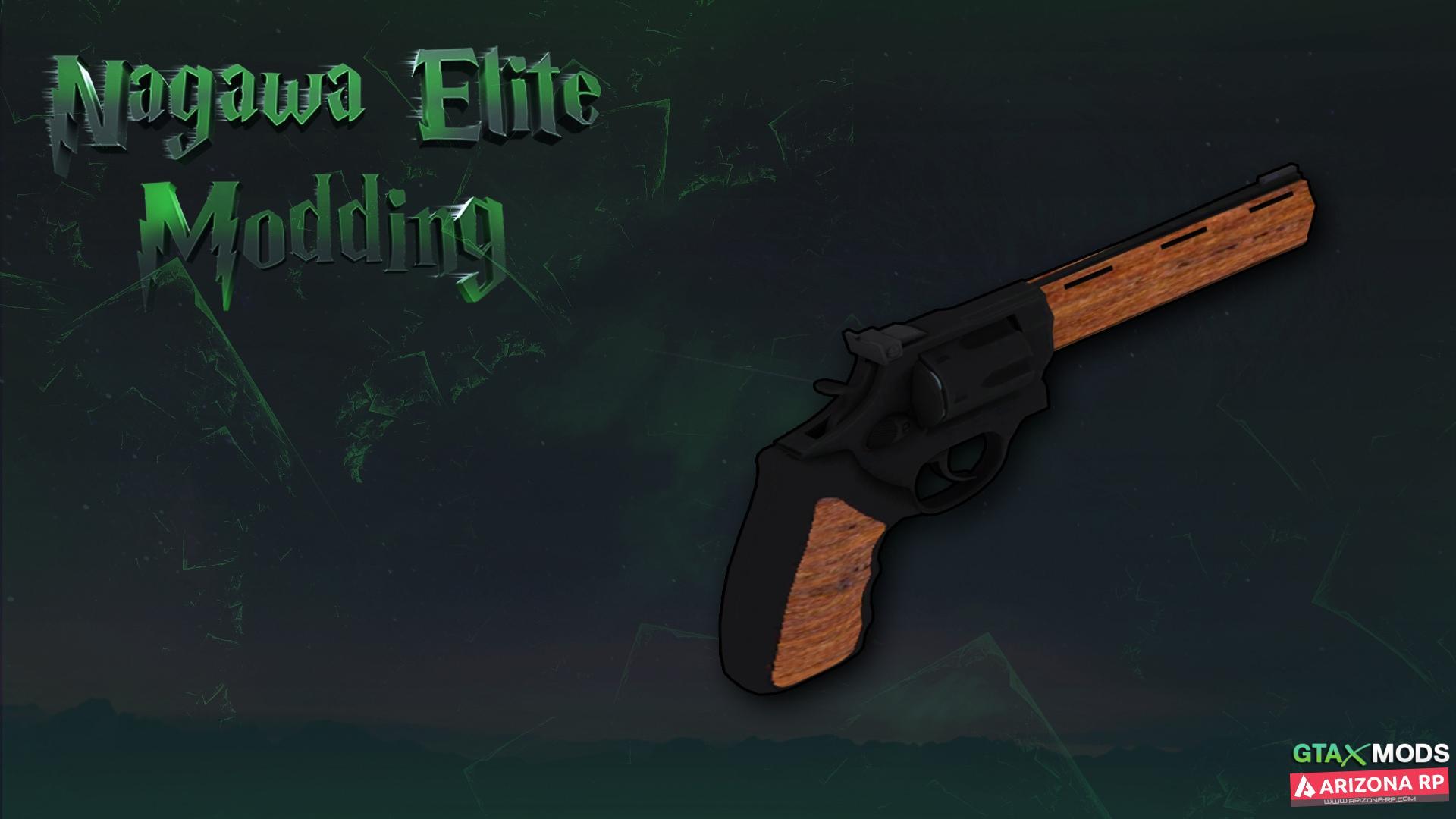 New Deagle | Nagawa Elite Modding