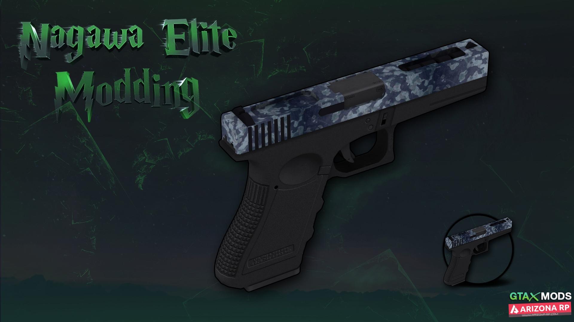 New Deagle Two | Nagawa Elite Modding