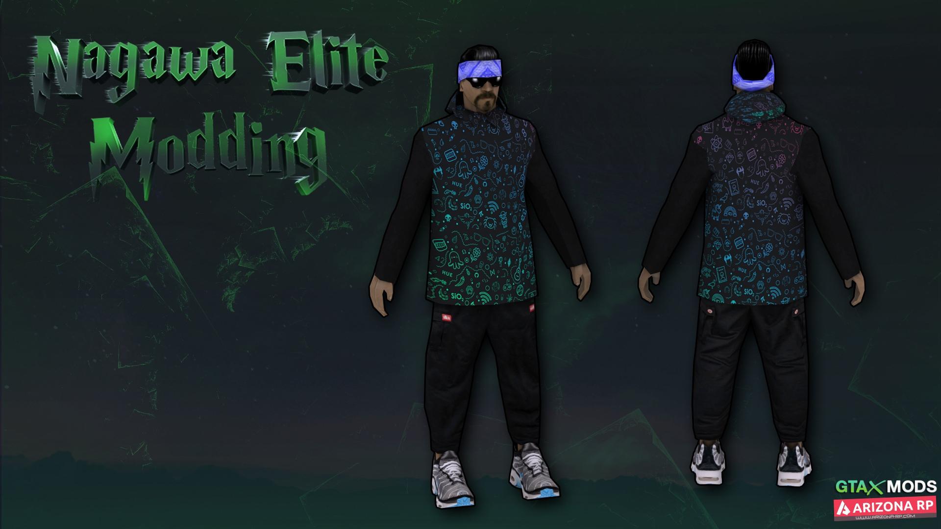 SFR1 | Nagawa Elite Modding