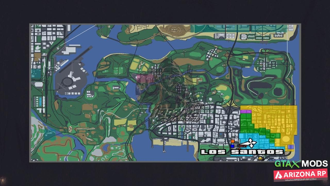 HQ Map   Nagawa Elite Modding