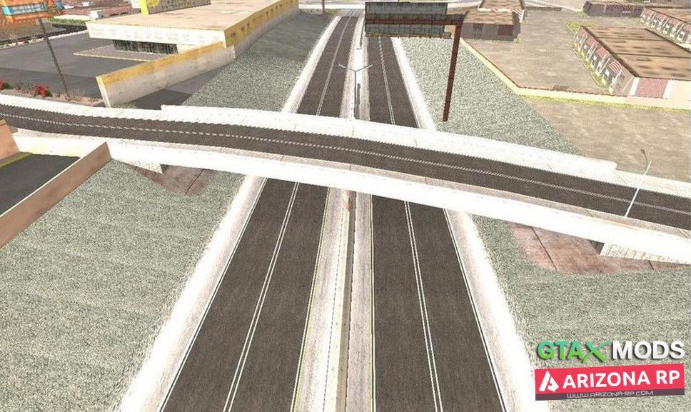 White Roads(White Lines) V2