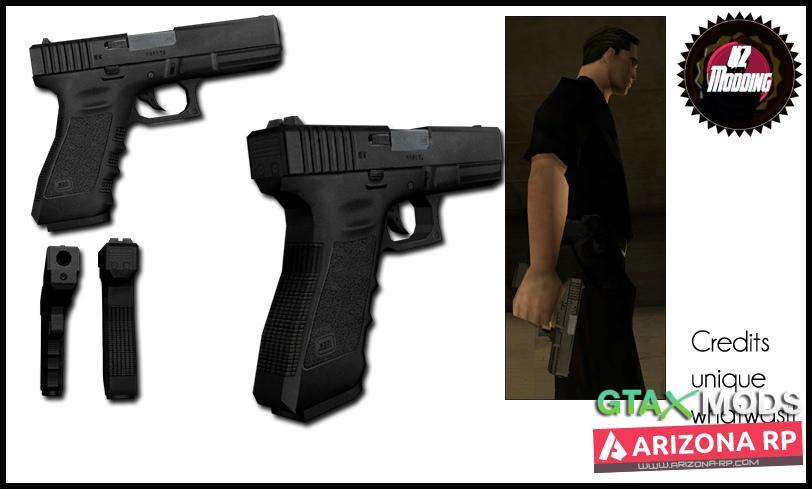 [MQ] Glock 37