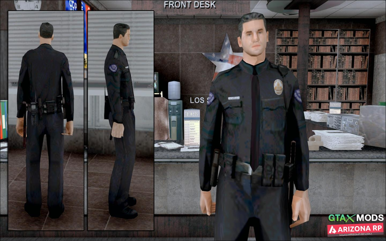 Officer LAPD