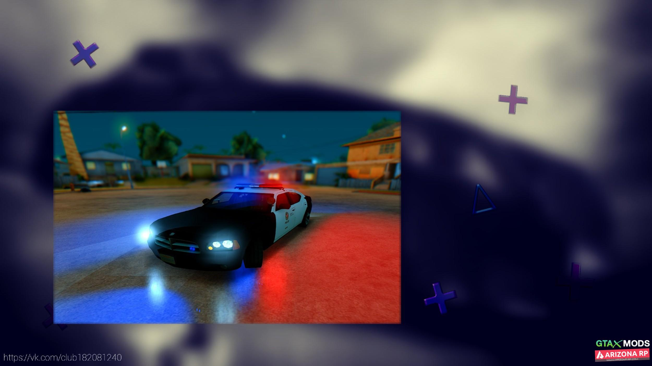 Police State Patrul Car