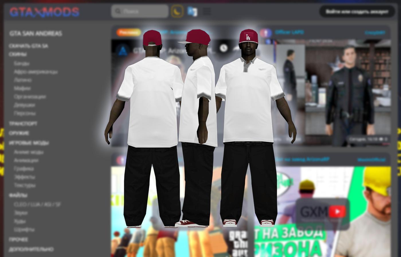 Rap Style Nigga
