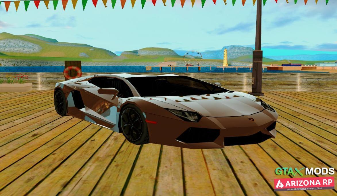 Infernus (Lamborghini Aventador)