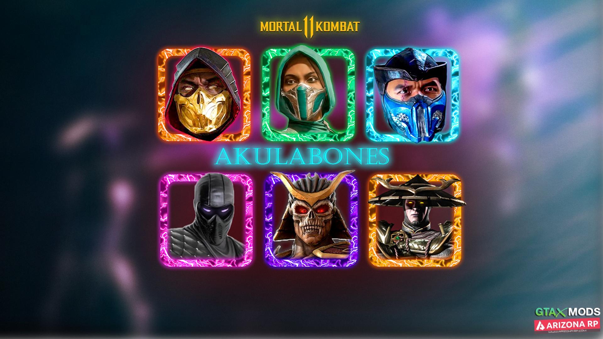 👑 фисты Mortal Kombat | by AkulaBOnes 👑