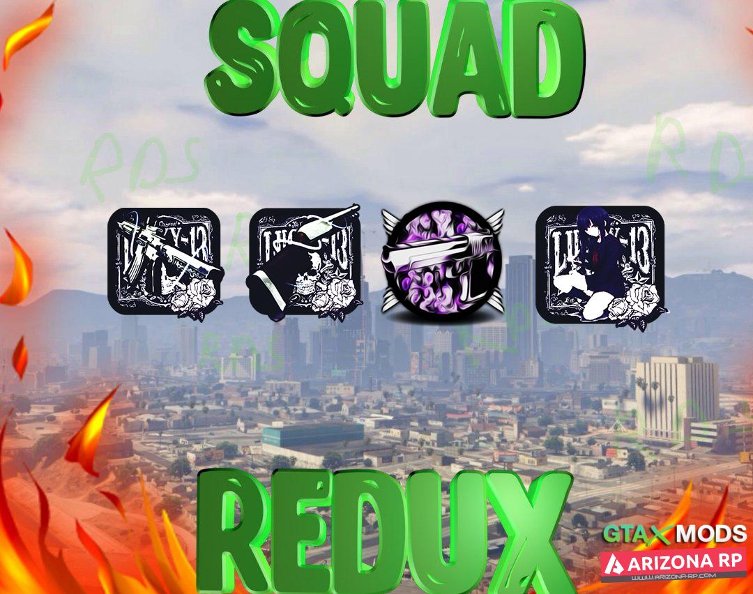ICONS by redux squad