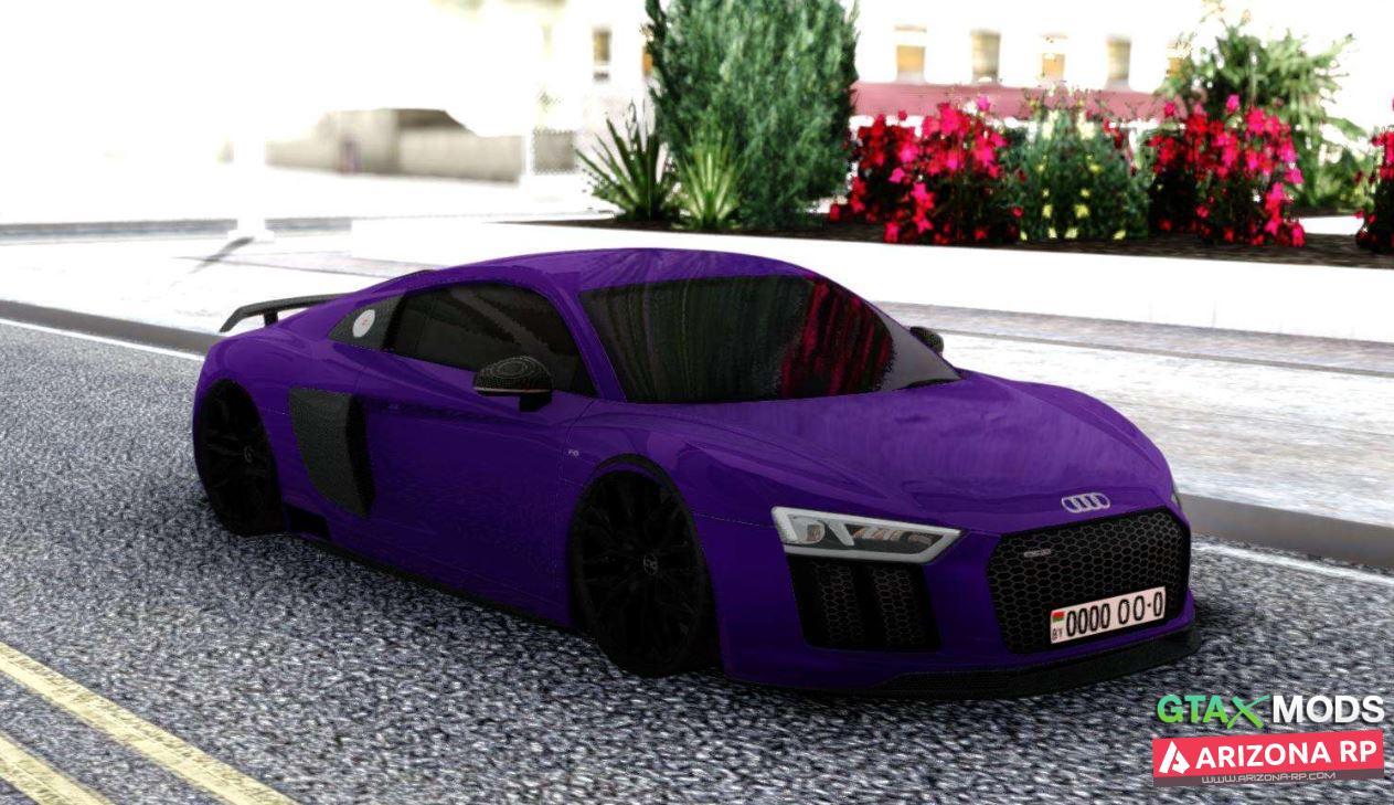 Audi R8 V10 MK1