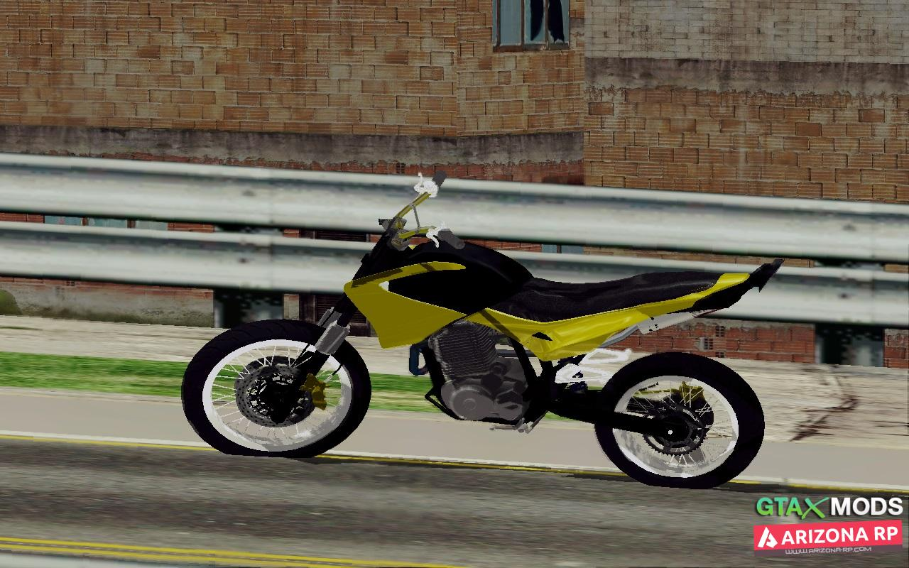Honda Falcon x400cc Stunt