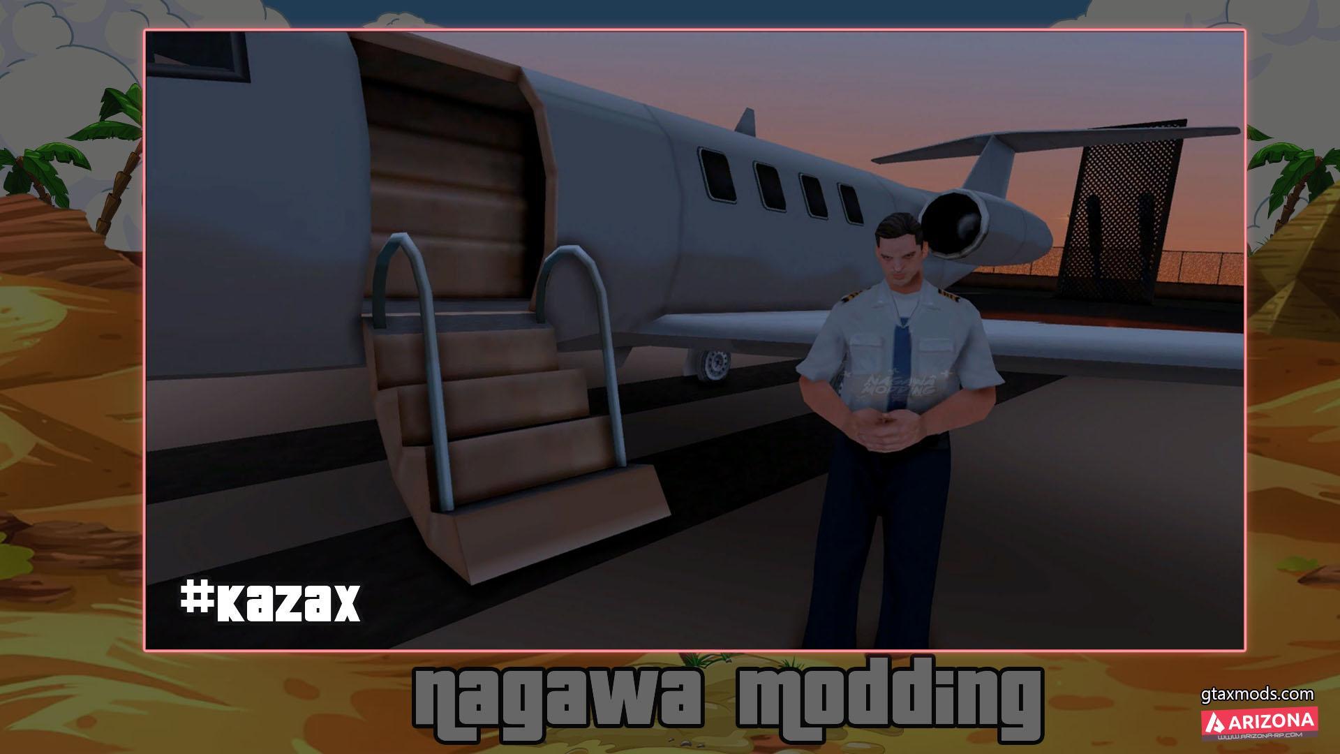 Второй пилот гражданской авиации