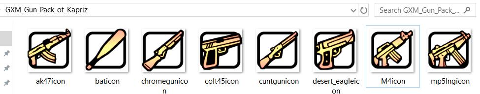 Orange Icons от Kapriz