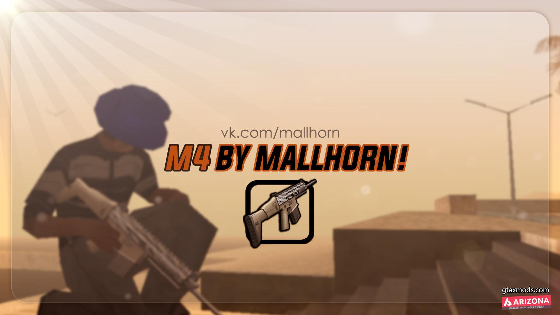 M4 (SCAR) BY MALLHORN!