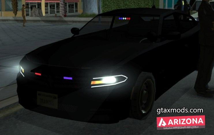 Special Police Car