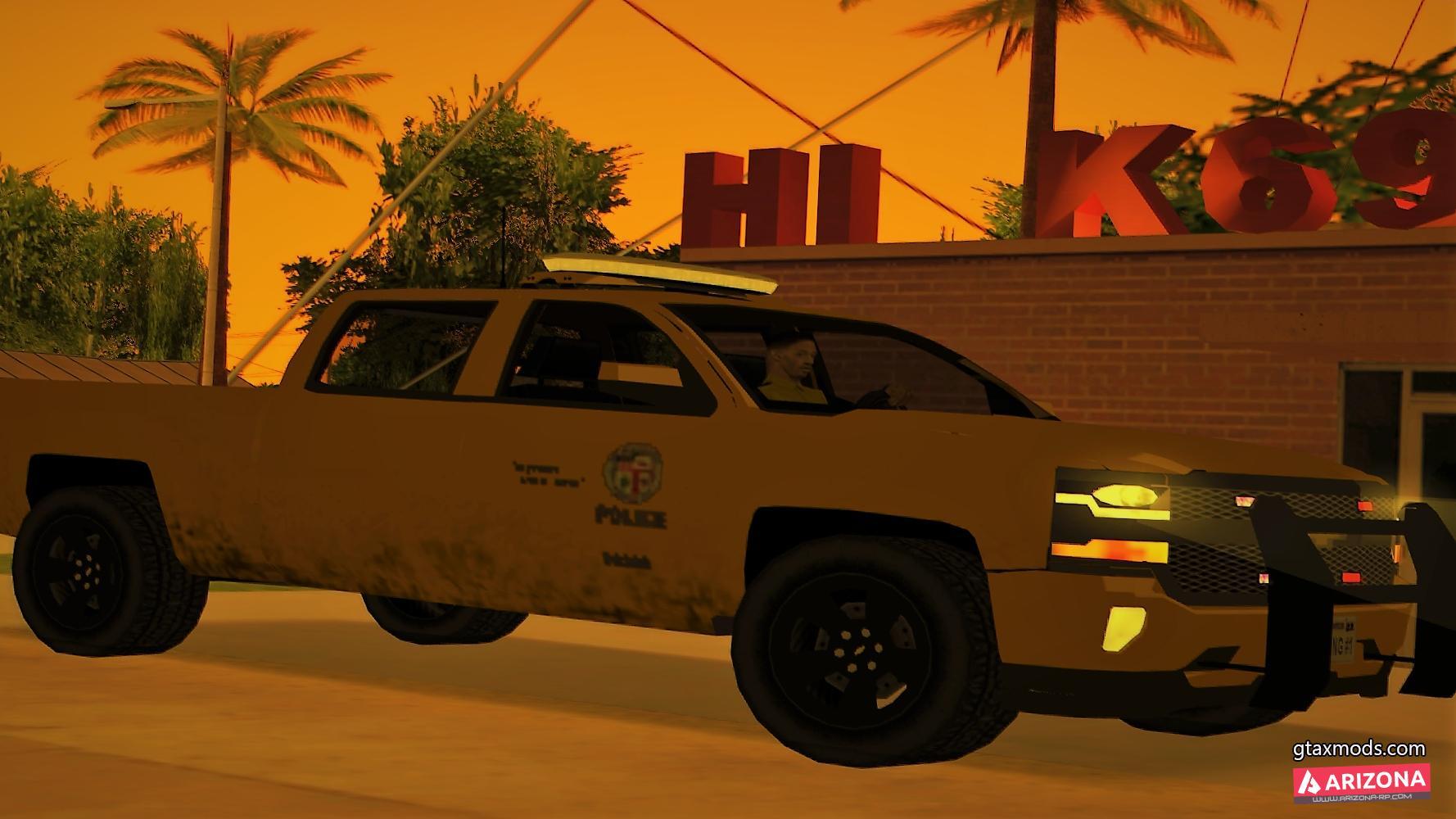 Texas Police Rancher