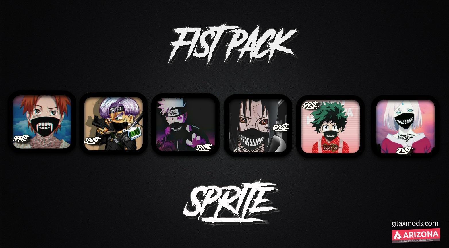 👁🗨 PACK FIST hypebeast