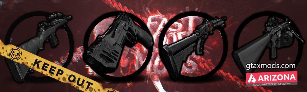 Guns For Killers