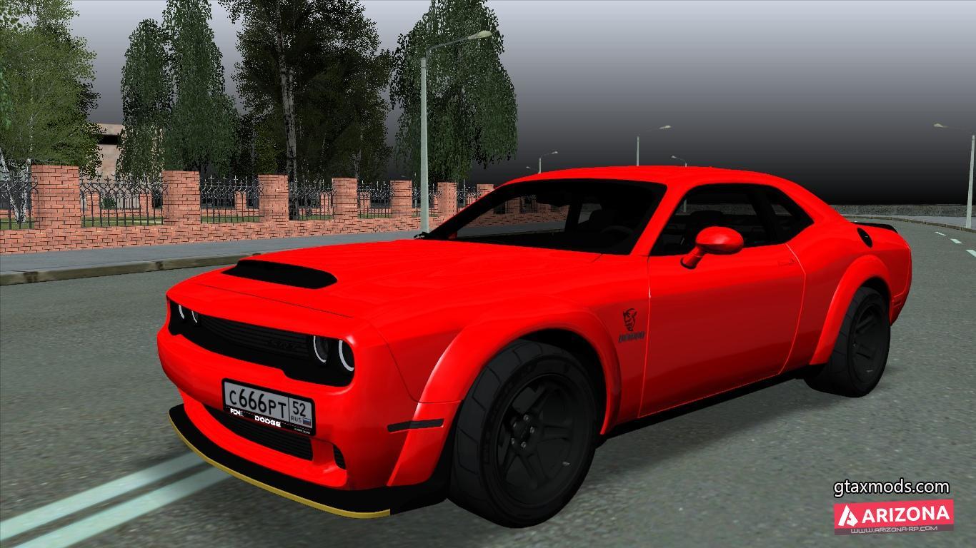 Hotring Dodge