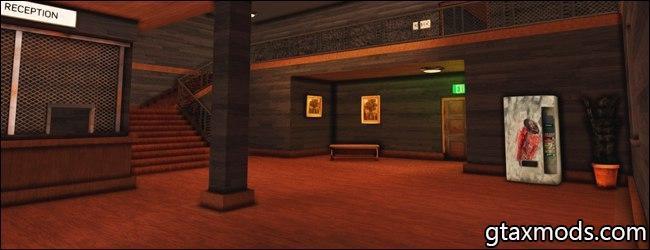 Новый интерьер отеля