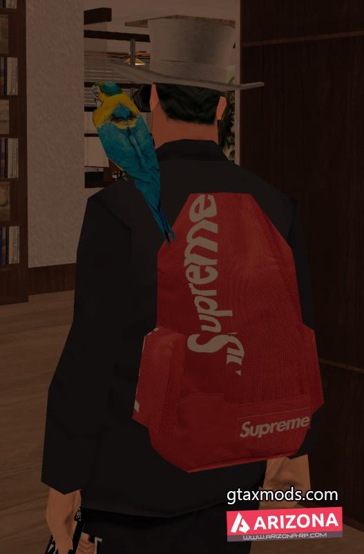 Рюкзак - парашют Supreme