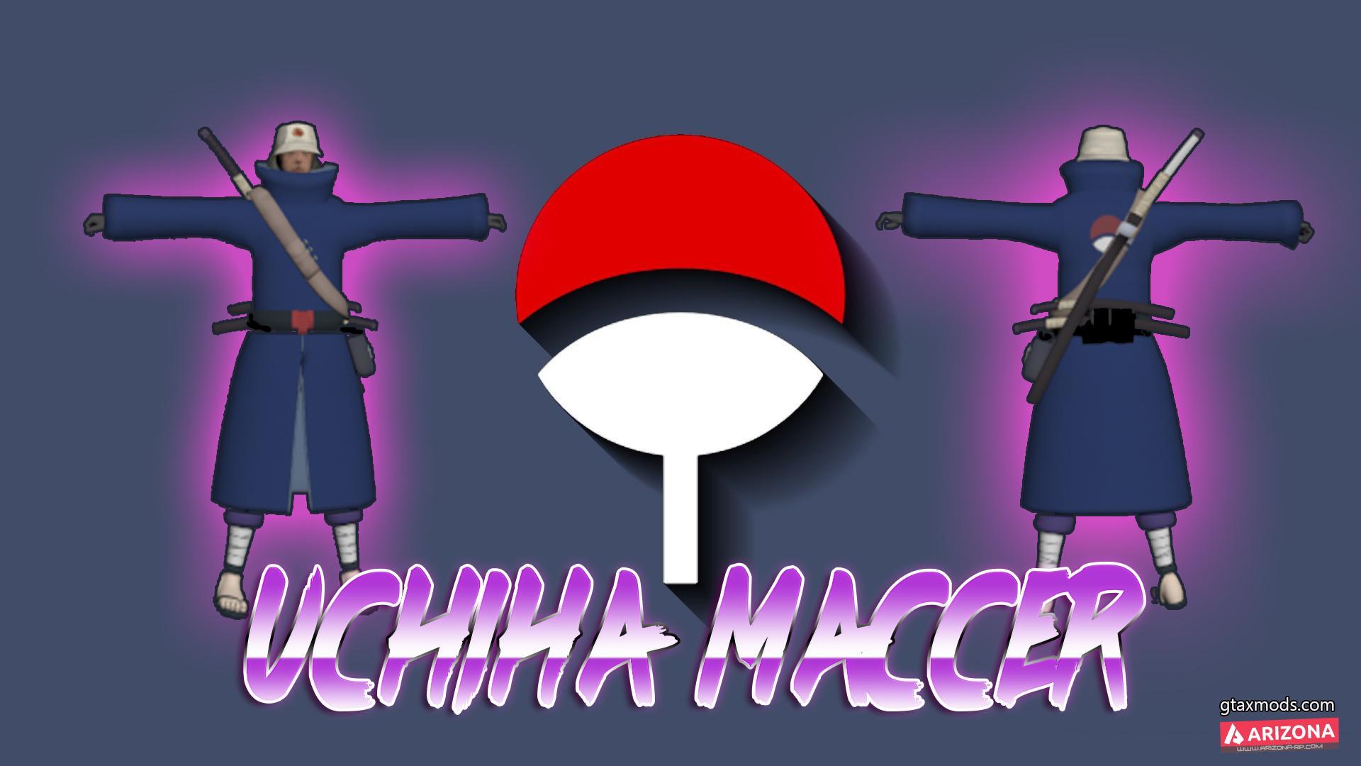 Uchiha Maccer By.Xii
