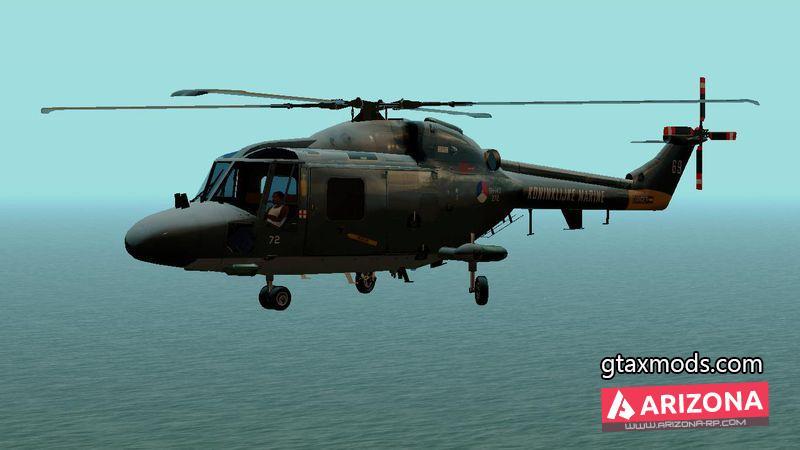 Westland SH-14D Lynx