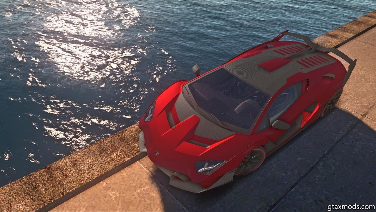 Lamborghini SC18 Alston '19