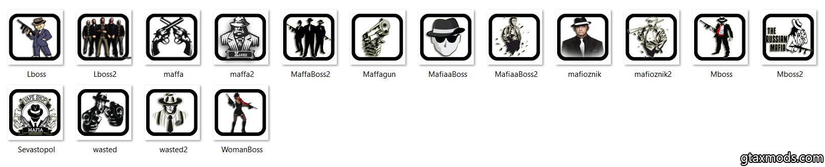 """Приватный фист пак """"Mafia Edition"""" от Davida"""