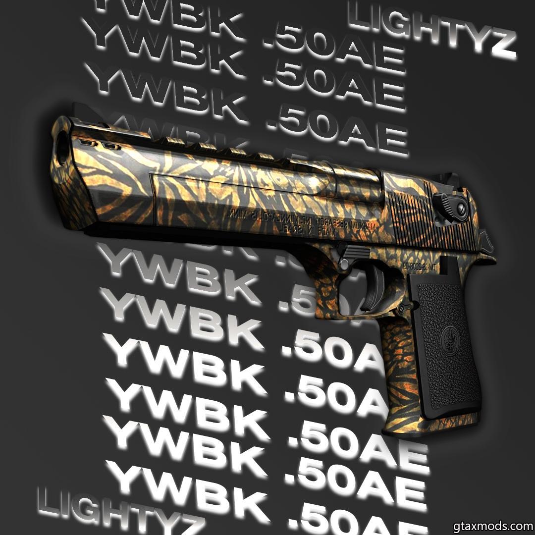 YWBK .50AE