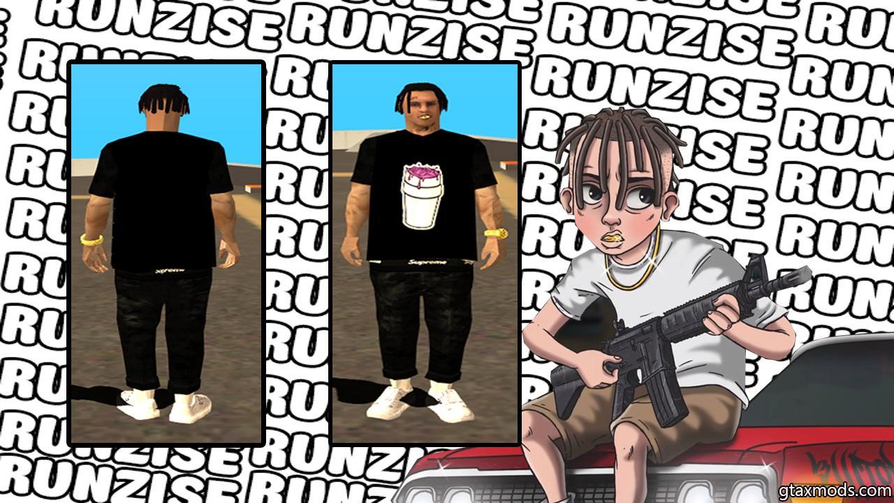 Скин Kizaru для игры