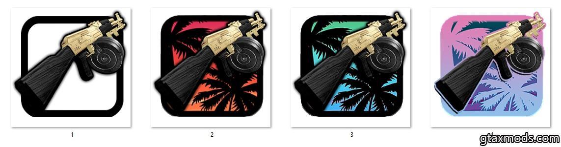 Золотой AK-47