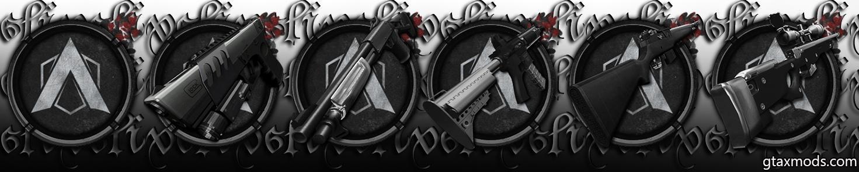 B&W Top Guns