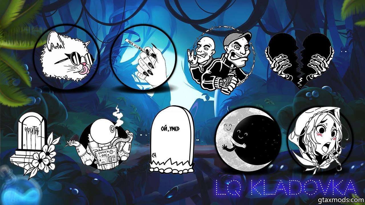 Black&White Fists   LQ Kladovka