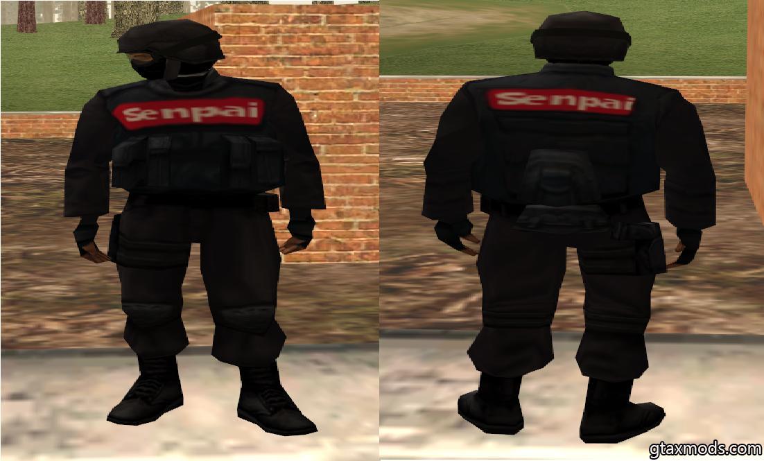 SWAT | Senpai