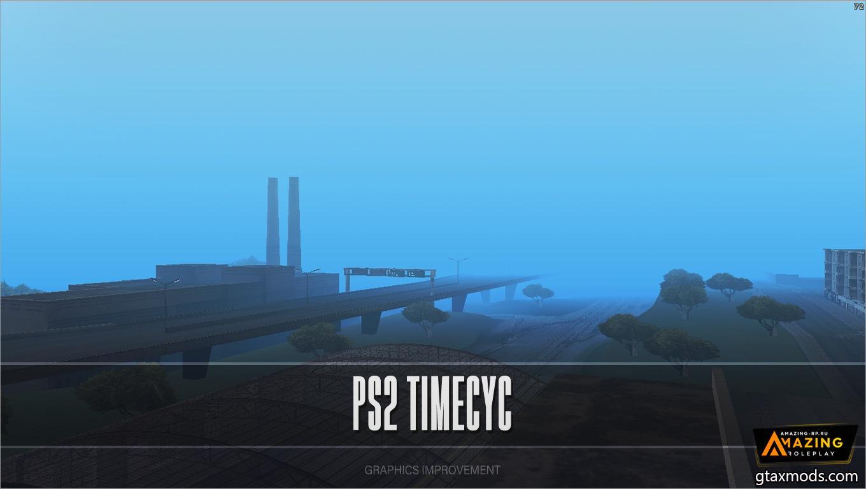 Timecyc PS2 Version