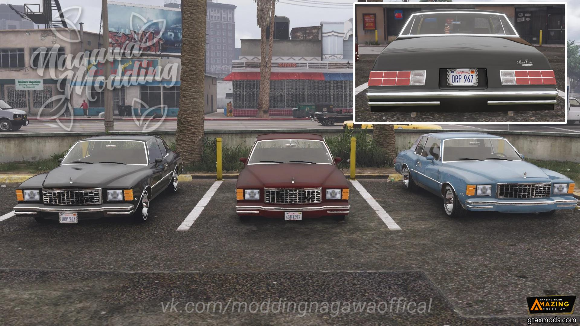 1979 Chevrolet Monte Carlo 3-Pack [Add-On | Unlocked] 2.0