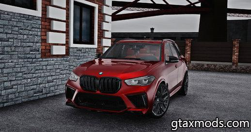 BMW X5M Competition 2020