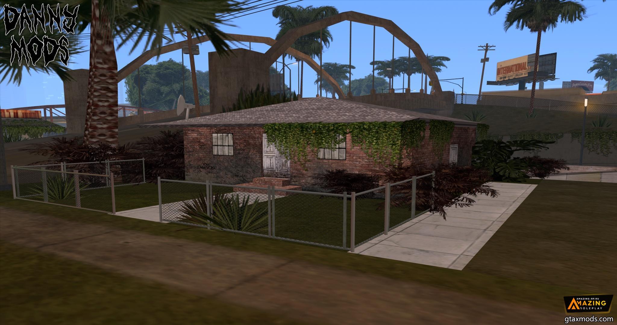 HOUSE RETEXTURE | DANNY MODS