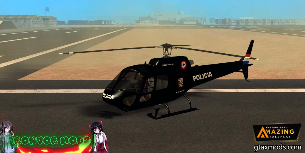 Helicopter National Police