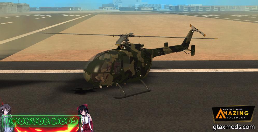 mbb bo 105 army