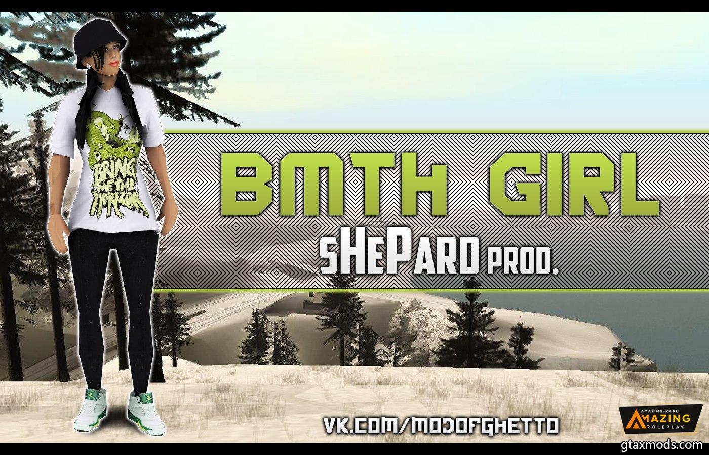 [Перезалив] BMTH Girl