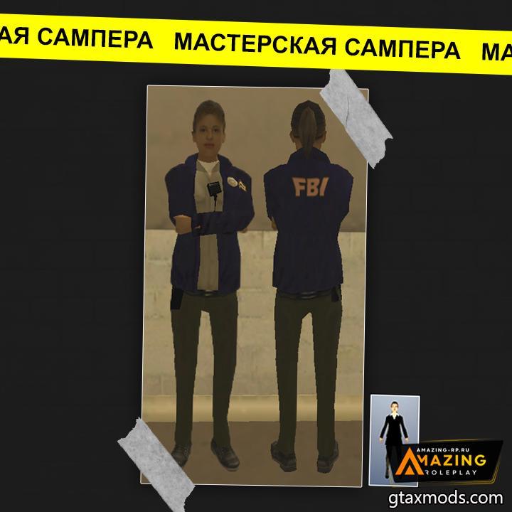 sofybu FBI | Мастерская Сампера