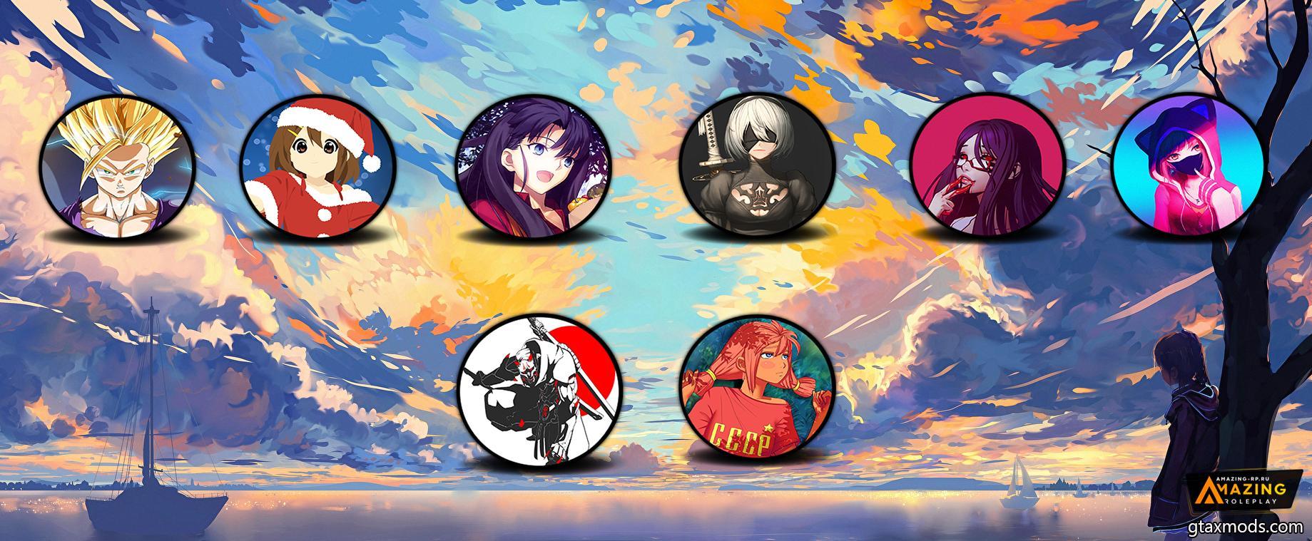 Anime Fist Pack