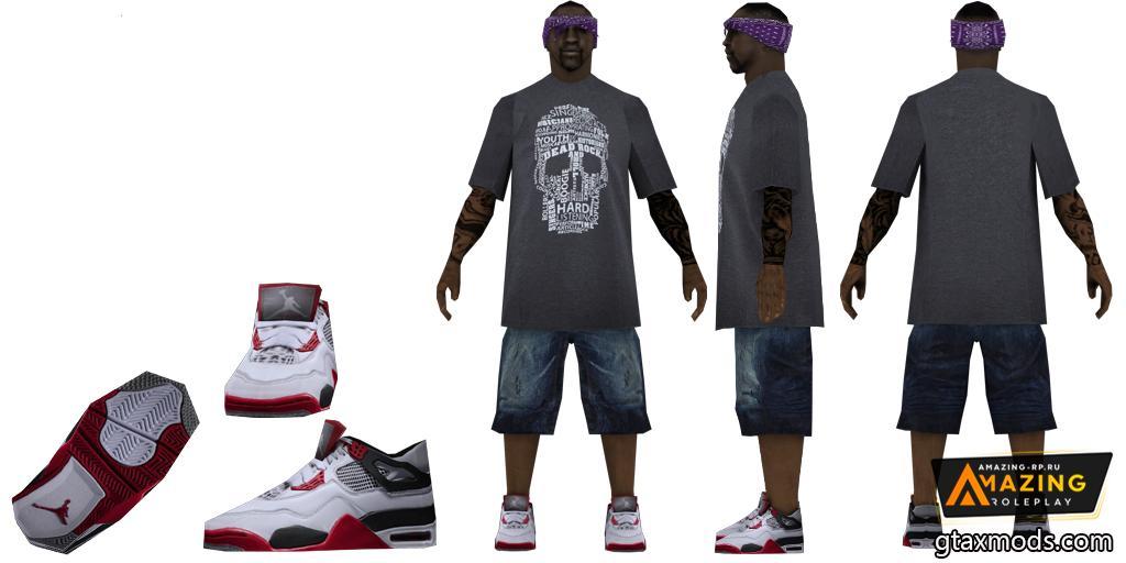 Ballas Nike Air Jordan