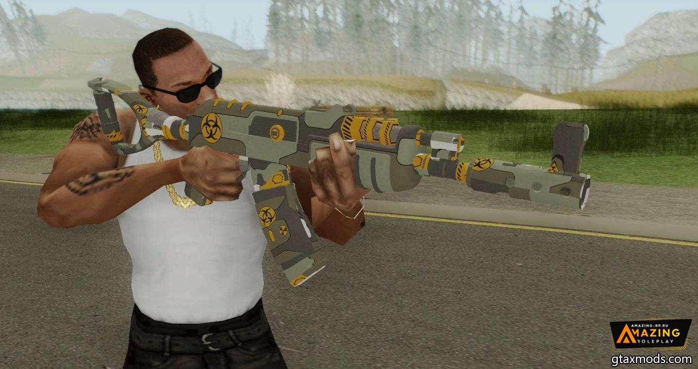 AK-47 Rust