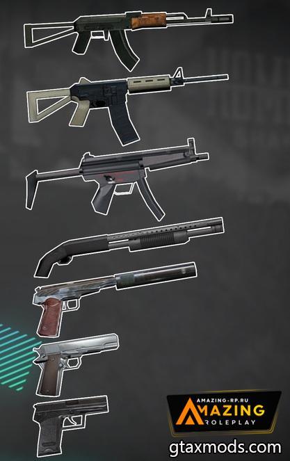 LQ Gun Pack